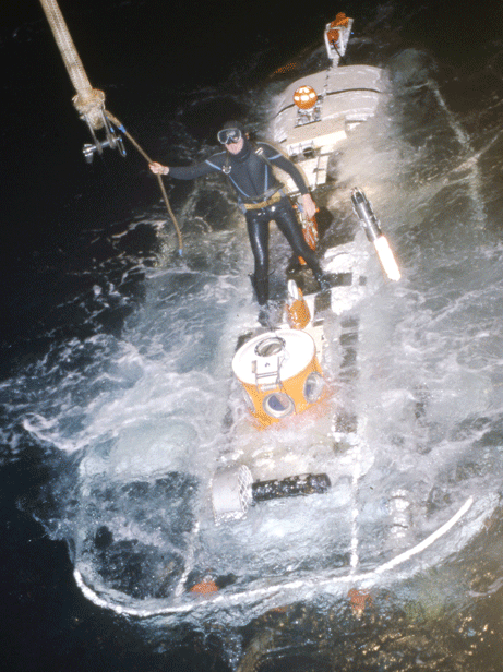 Manned Submersible L1