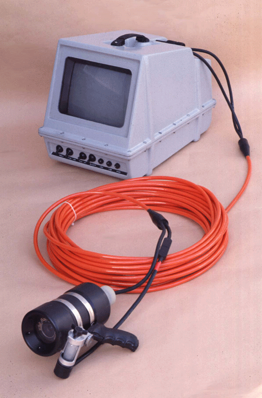 1990 - First Submertec Seaspy Video System