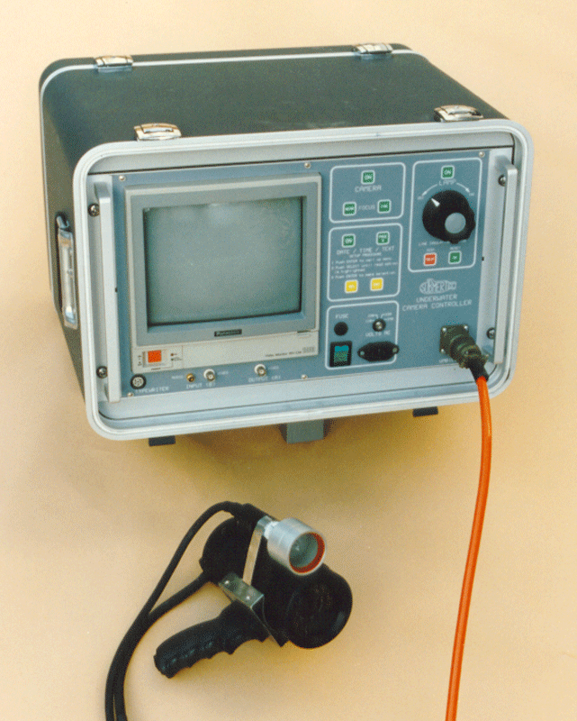1993 - Submertec Seaspy Video Inspection System