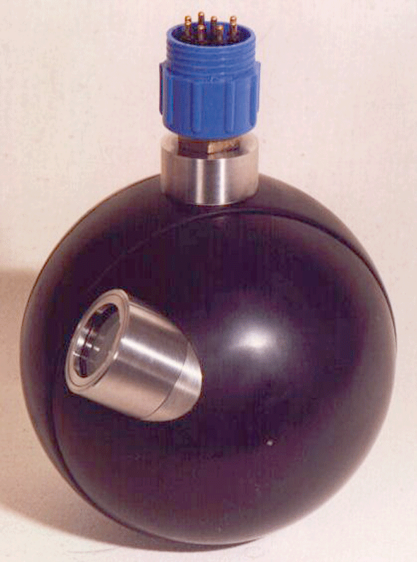 1998 - First Spyball Pan & Tilt Camera