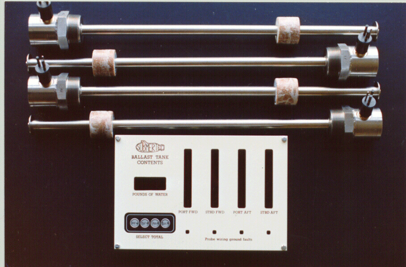 1989 - Ballast Contents System